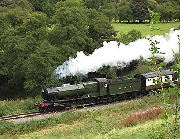 Un billet de train pour le pays de Galles
