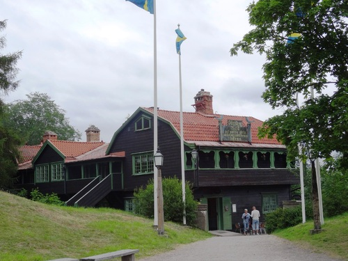 Le site de Galma Uppsala en Suède (photos)