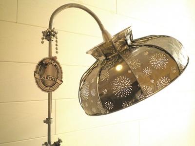 """""""Lampe Marie-Antoinette"""", 2011"""
