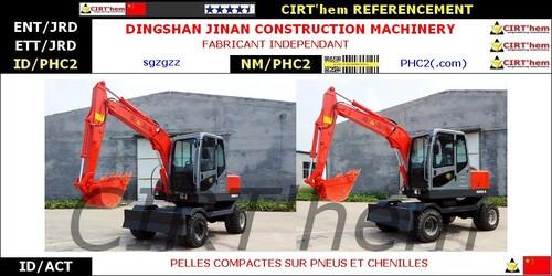 DINGSHAN JINAN CONSTRUCTION MACHINERY