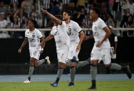 Maillot Botafogo 2018 2019 Exterieur