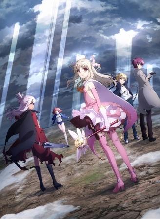 Fiche de l'animé Fate/kaleid liner Prisma☆Illya 3rei!! Vostfr
