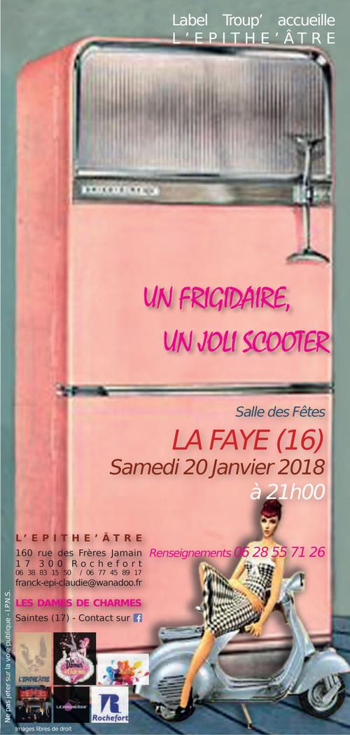 Label Troup' reçoit l'Epithéâtre à La Faye