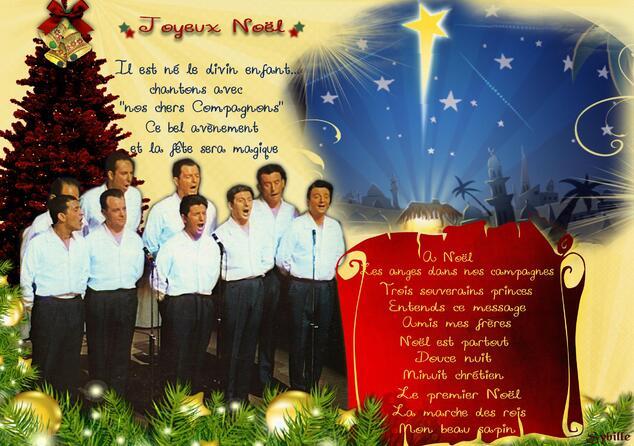 Les temps de Noël...