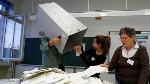 Le destin de l'Europe et les élections en Hongrie