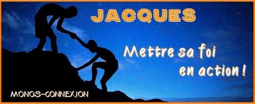 Calendrier Biblique - Jacques