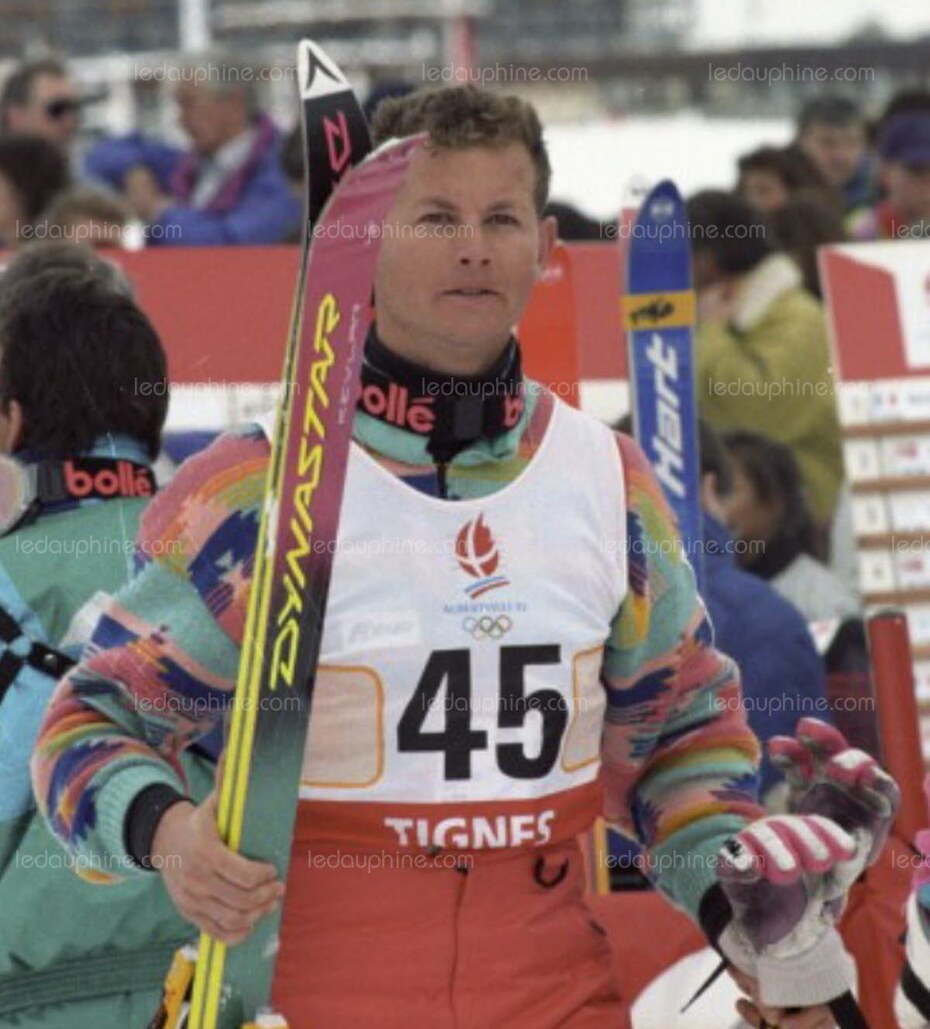 """Résultat de recherche d'images pour """"jeux olympiques Albertville Grospiron images"""""""