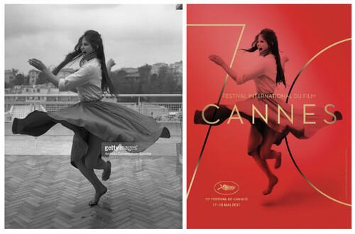 Claudia retouchée pour Cannes !