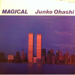 Junko Ohashi - Magical - Complete LP