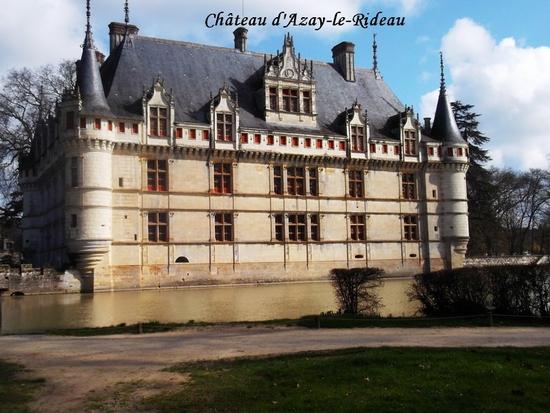 Château d'Azay-le-Rideau (18)