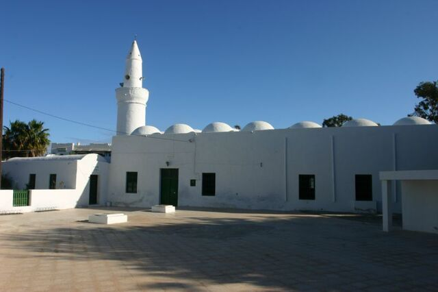 Mosquée  Trouk, dite Mosquée des turcs