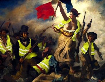 Merci Macron pour la pauvre image de la France ...