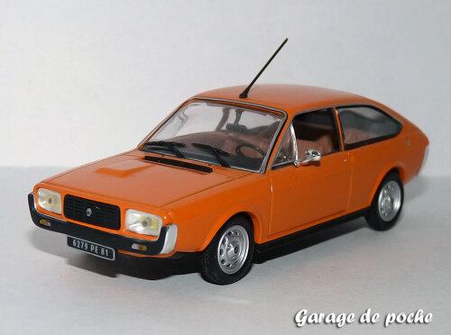Renault 15 TL 1976