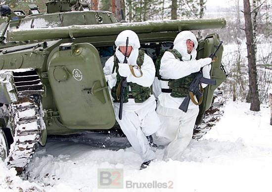(crédit : ministère russe de la Défense)