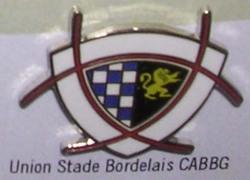Pin's UB Bordeaux