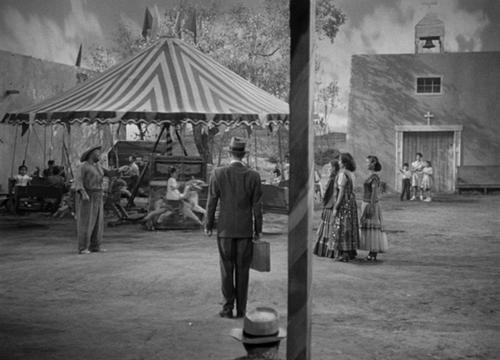 Et tournent les chevaux de bois, Ride the pink horse, Robert Montgomery, 1947