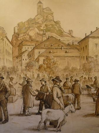 Bien avant 1815 ...