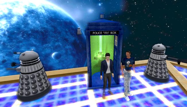 Tardis in Space 8 : Loïc et les Daleks