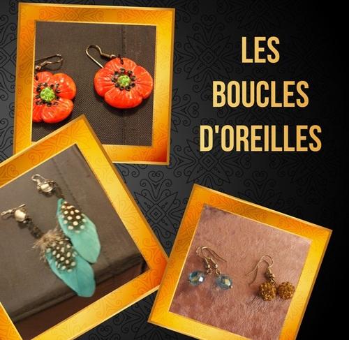 Exposition de mes bijoux à Francueil le 6 octobre 2019