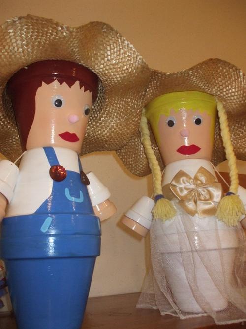 Le modèle fait par Magalie d'Henrie et Henriette