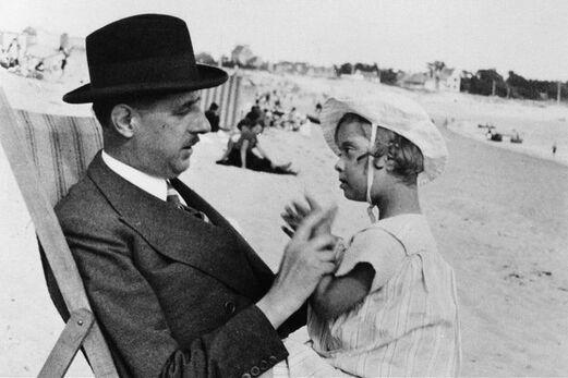 En partenariat avec M6/SND - Anne, la fille trisomique de Charles de Gaulle