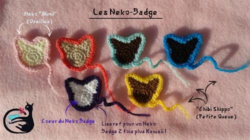 Neko-Badge