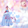 Wallpaper Roxy princesse