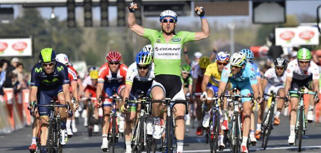John Degenkolb remporte la troisième étape de Paris-Nice