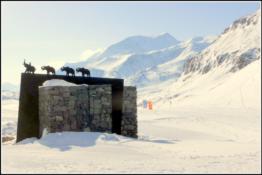 Le Mont-Cenis à pied ( suite 2 )