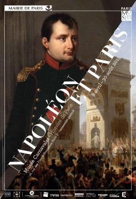 expo Carnavalet : Napoléon et Paris