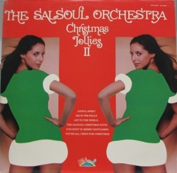 The Salsoul Orchestra - Christmas Jollies II - Complete LP
