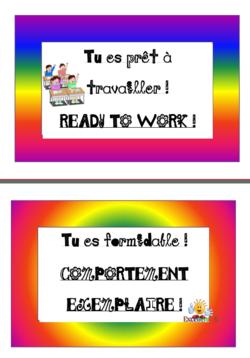 Rallye-liens : gérer le comportement des élèves