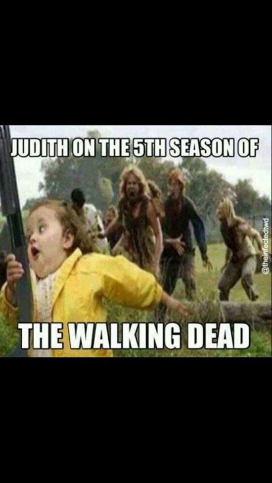 The Walking dead memes5