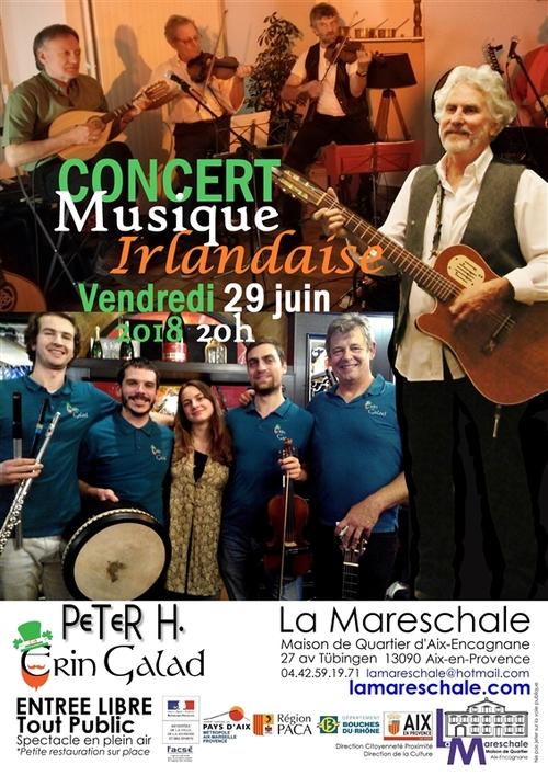 Bientôt en concert à La Mareschale !