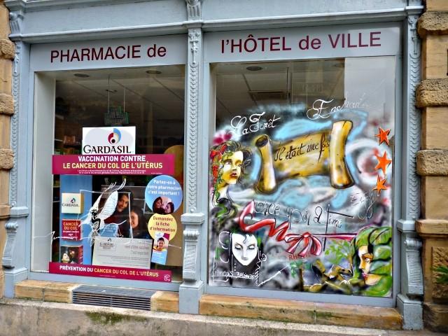 Vivre à Metz la commerçante 6 28 01 2010