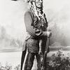Fire Wolf. Cheyenne. 1890. Montana. Photo Christian Barthelmess.  Montana Historical Society.