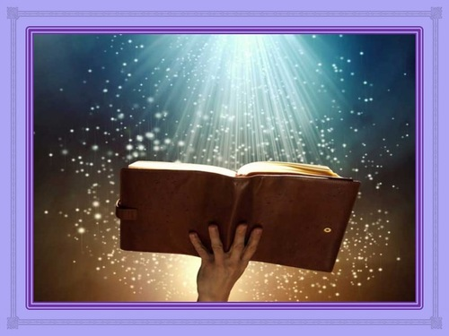 Ouvrir d'abord la Bible