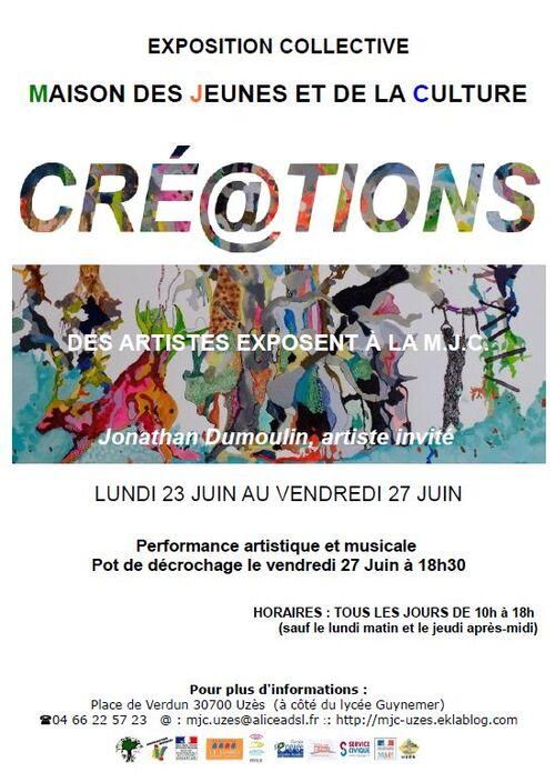 Exposition Juin 2014