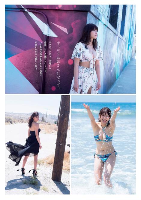 Magazine : ( [Weekly Playboy] - 2018 / n°43 )