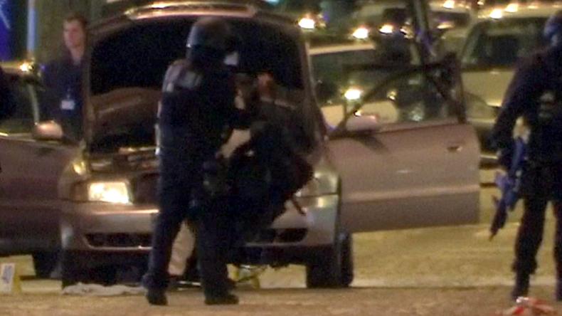 Attentat des Champs-Elysées : l'auteur, fiché S, arrêté le 23 février mais libéré faute de preuves