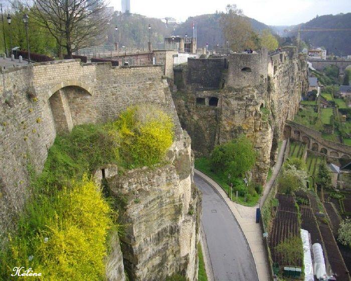 Luxembourg -ville ( suite et fin)