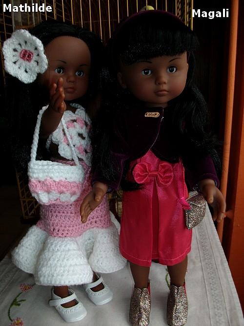Voilà Magali et Anita !