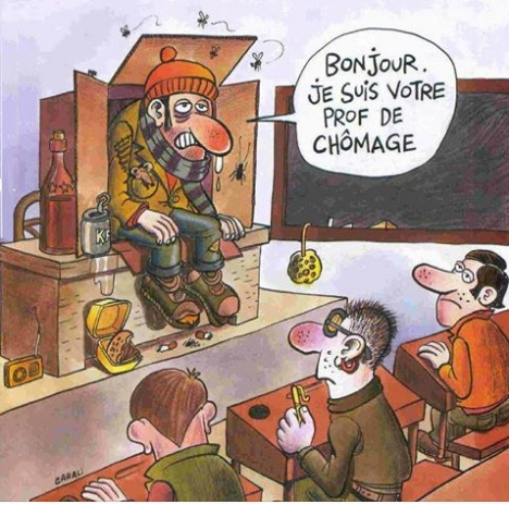 """Humour pour """"branchés"""""""
