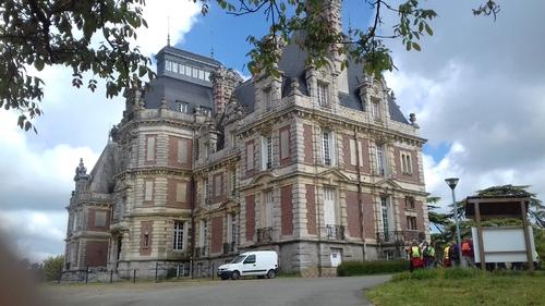 Mardi - le Château de la Turmelière