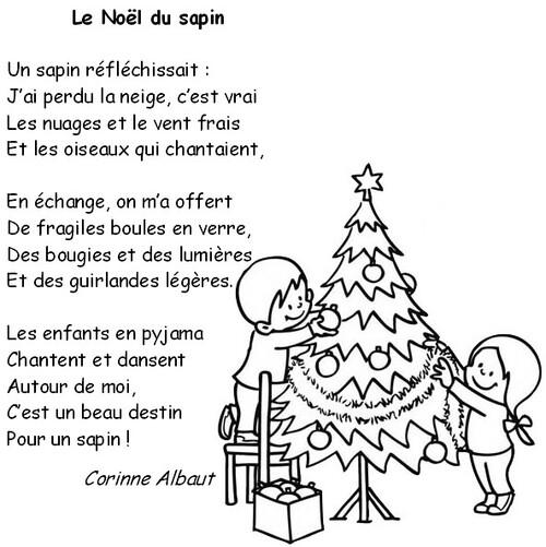 Le Noël du sapin