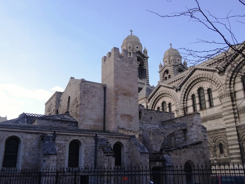 La Cathédrale de Marseille (photos)