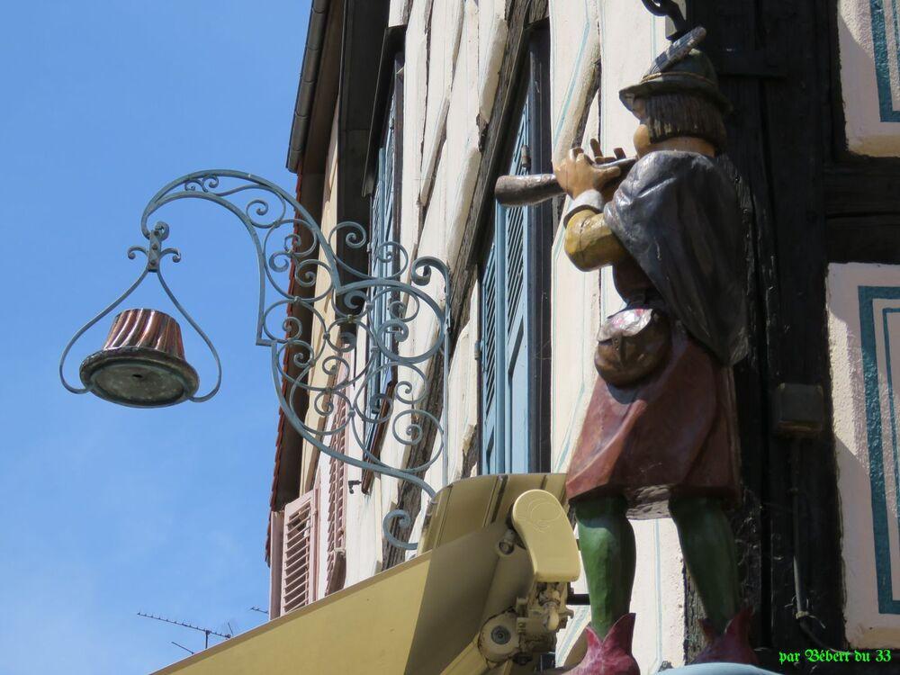 Ribeauvillé en Alsace - dept 68 -2