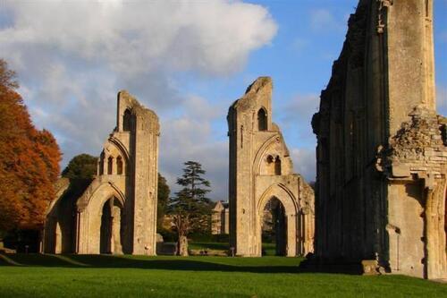Glastonbury - L'esprit des moines