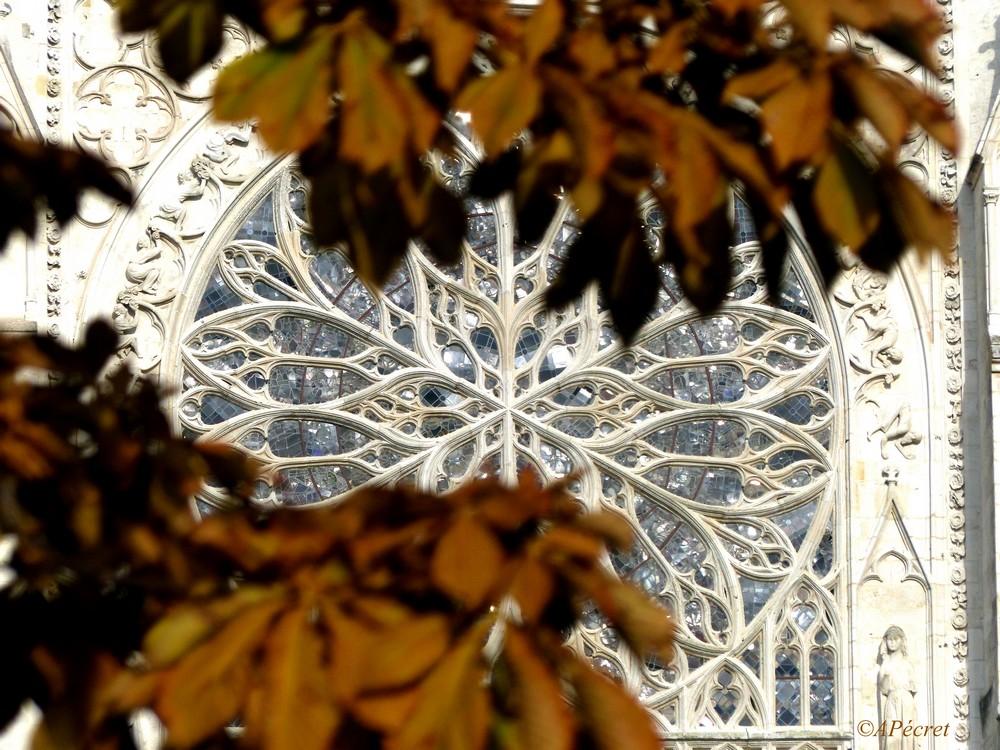 Amiens fin décembre