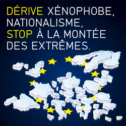 le FN n'aime pas non plus les belges